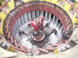 В Саратовской области могут построить завод гидротурбин