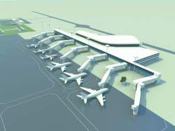 Утвержден план строительства нового аэропорта