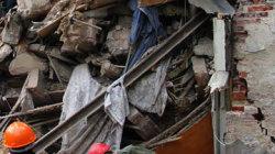 В доме обрушились чердачные перекрытия