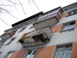 91-летняя гражданка выбросилась с балкона