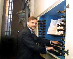 Органный фестиваль закроет итальянский виртуоз