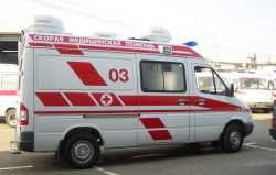 """""""Туарег"""" под управлением полицейского сбил полицейского"""