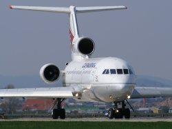 Самолет рейса Саратов-Москва заменили из-за утечки топлива