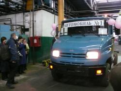 В области запущено производство автомобилей