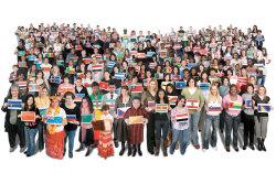 Русскими себя назвали 87,6% жителей губернии