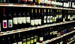 Предлагается помещать на этикетках алкогольных напитков две предупреждающие надписи