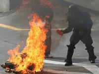 Жительница Балакова подожгла себя около здания Правительства РФ