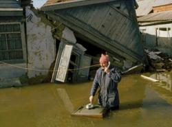 ОблМЧС: ущерб от паводка может составить 100 млн