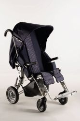 Проходит выставка кресел-колясок для детей с ДЦП