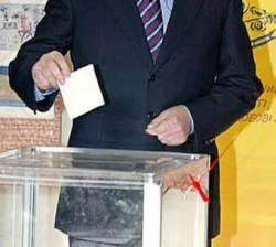 Выборы. В регионе обработано 11% голосов