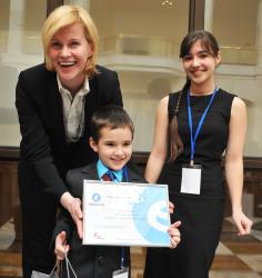 Семилетний гимназист из Саратова победил на форуме нанотехнологий