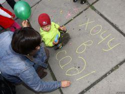 ...РФ Геннадий Онищенко, на очереди в детские сады стоят 2 миллиона 186 тысяч детей.
