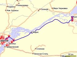 На ремонт 17 км дороги Саратов-Балаково выделено 157 млн