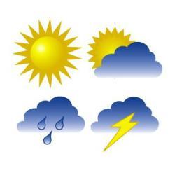 Ожидаются дожди и ночные похолодания