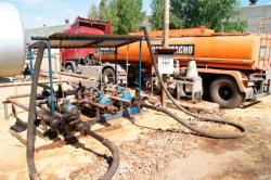 Ликвидирован подпольный нефтеперерабатывающий завод