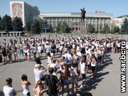 Танцоры хотят участвовать в открытии Олимпиады в Сочи
