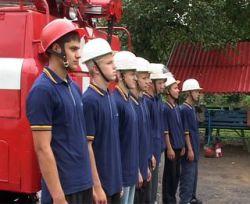 Предложено узаконить деятельность дружин юных пожарных