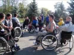 Пройдут соревнования среди инвалидов