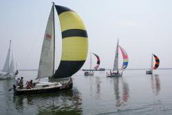 Две яхты победили на Кубке Нижней Волги