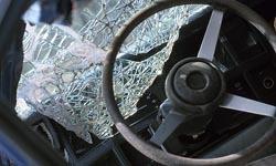 Мотоциклист сбил женщину с ребенком