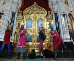 В Саратове прошел пикет в поддержку Pussy Riot