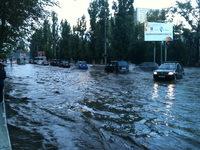 """""""Глаз народа"""". Потоп на проспекте"""