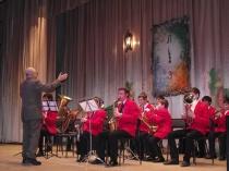В парке выступит детский духовой оркестр