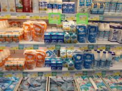 В сетевом гипермаркете доля местных продуктов составляет около 30%