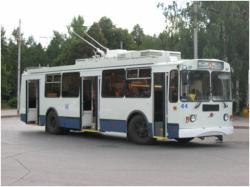 Временно закрыто движение троллейбусного маршрута