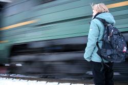На ж/д-маршруте Анисовка-Татищево упразднены 8 остановок