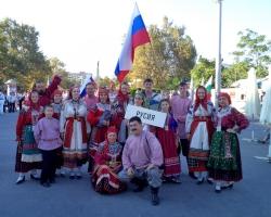 Саратовский ансамбль участвует в трех международных фестивалях