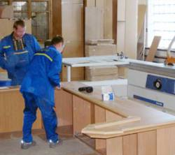 Объем производства на крупных и средних мебельных фирмах области вырос на 11%