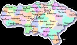 В семи районах не занимаются документами территориального планирования