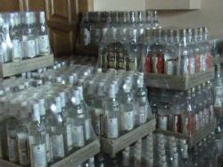 """В """"Чебуречной"""" торговали нелегальным алкоголем"""