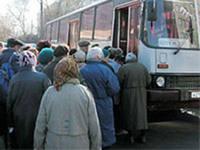 Объявлено об отмене дачных автобусных маршрутов
