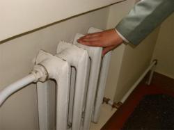 Мэрия: тепла в домах нет из-за порывов на теплотрассах
