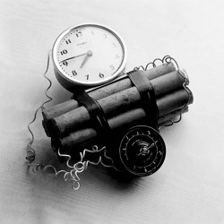 Гражданин сообщил о намерении подорвать 60 кг взрывчатки