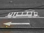 Оставленный на путях автомобиль остановил 3 трамвайных маршрута