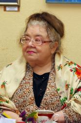 Умерла Ольга Забозлаева