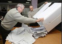 Обнародованы результаты выборов в районах области