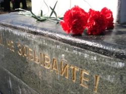 Пройдет панихида по жертвам политических репрессий