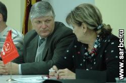 Коммунист уверен в двух местах для КПРФ в Саратовской облдуме