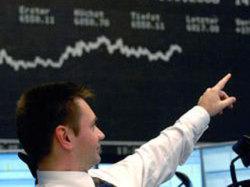 Рынок. На фондовых торгах рост основных индексов