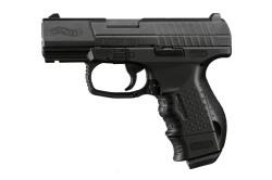 Подросток ранил себя из пистолета, подаренного родителями