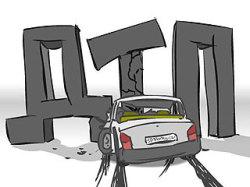 Пьяный водитель на угнанном авто вылетел в кювет