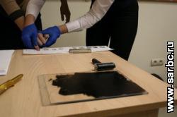 З тыс. жителей области добровольно оставили отпечатки пальцев