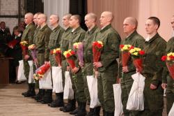 13 призывников будут служить на Черноморском флоте