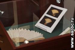 Открылась выставка отреставрированных экспонатов
