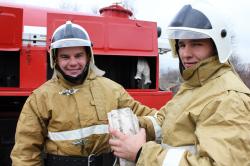 Открылся сельский пожарный пост