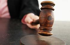 Осужденный экс-министр признал вину частично